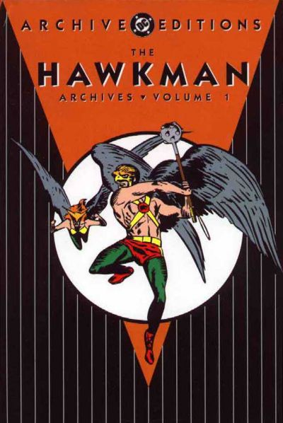 Cover for The Hawkman Archives (DC, 2000 series) #1