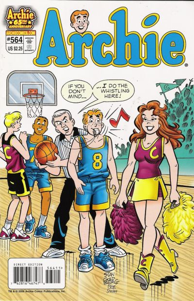 Cover for Archie (Archie, 1959 series) #564