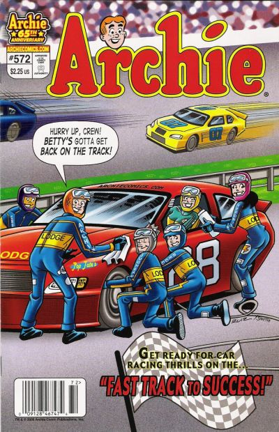 Cover for Archie (Archie, 1959 series) #572