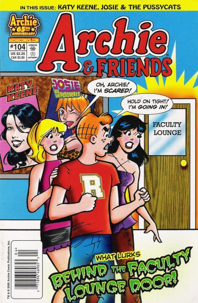 Cover for Archie & Friends (Archie, 1992 series) #104
