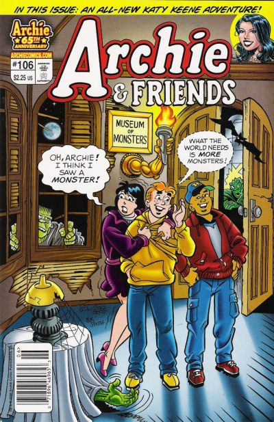 Cover for Archie & Friends (Archie, 1992 series) #106