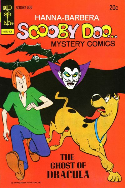 Cover for Hanna-Barbera Scooby-Doo...Mystery Comics (Western, 1973 series) #25 [Whitman]