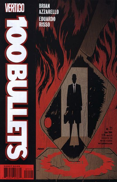 Cover for 100 Bullets (DC, 1999 series) #71