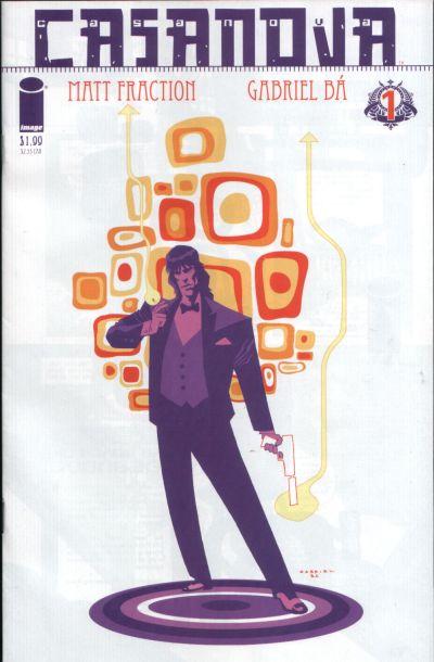 Cover for Casanova (Image, 2006 series) #1