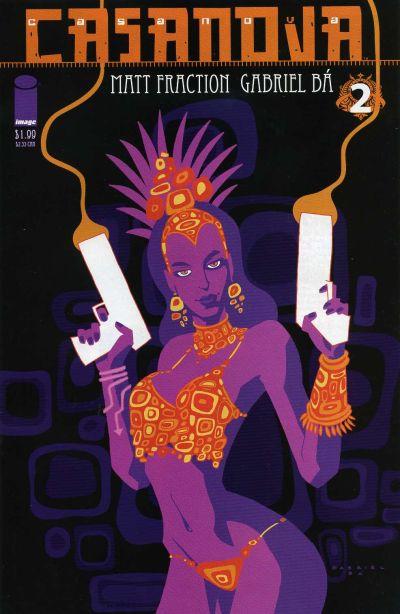 Cover for Casanova (Image, 2006 series) #2