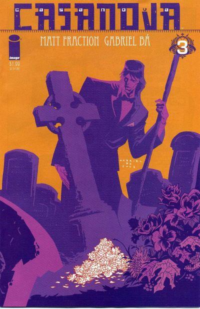 Cover for Casanova (Image, 2006 series) #3