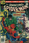 Cover for The Amazing Spider-Man (Marvel, 1963 series) #158 [25¢ Cover Price]
