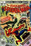 Cover for The Amazing Spider-Man (Marvel, 1963 series) #168 [Newsstand Edition]
