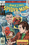 Cover for The Amazing Spider-Man (Marvel, 1963 series) #169 [30¢ cover price]