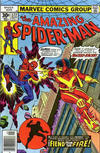 Cover for The Amazing Spider-Man (Marvel, 1963 series) #172 [30¢ Cover Price]