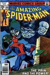 Cover for The Amazing Spider-Man (Marvel, 1963 series) #181 [Regular Edition]