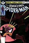 Cover for The Amazing Spider-Man (Marvel, 1963 series) #188 [Whitman Edition]
