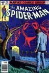 Cover for The Amazing Spider-Man (Marvel, 1963 series) #196 [Newsstand Edition]