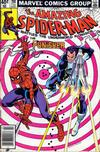 Cover for The Amazing Spider-Man (Marvel, 1963 series) #201 [Newsstand]