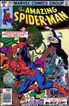 Cover Thumbnail for The Amazing Spider-Man (1963 series) #204 [Newsstand]