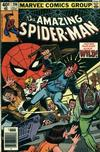 Cover for The Amazing Spider-Man (Marvel, 1963 series) #206 [Newsstand]