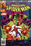 Cover Thumbnail for The Amazing Spider-Man (1963 series) #207 [Newsstand]