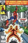 Cover for The Amazing Spider-Man (Marvel, 1963 series) #208 [Direct]