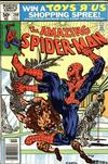 Cover for The Amazing Spider-Man (Marvel, 1963 series) #209 [Newsstand Edition]