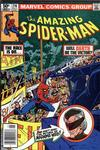Cover for The Amazing Spider-Man (Marvel, 1963 series) #216 [Newsstand Edition]