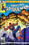 Cover Thumbnail for The Amazing Spider-Man (1963 series) #218 [Newsstand Edition]
