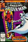 Cover for The Amazing Spider-Man (Marvel, 1963 series) #220 [Direct]