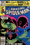 Cover for The Amazing Spider-Man (Marvel, 1963 series) #224 [Newsstand Edition]