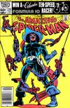 Cover Thumbnail for The Amazing Spider-Man (1963 series) #225 [Newsstand Edition]