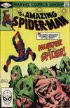 Cover for The Amazing Spider-Man (Marvel, 1963 series) #228 [Direct]