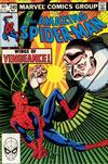Cover for The Amazing Spider-Man (Marvel, 1963 series) #240 [Direct]