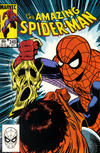 Cover for The Amazing Spider-Man (Marvel, 1963 series) #245 [Direct]