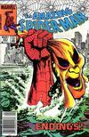 Cover Thumbnail for The Amazing Spider-Man (1963 series) #251 [Newsstand Edition]