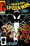 Cover Thumbnail for The Amazing Spider-Man (1963 series) #255 [Direct Edition]