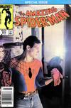 Cover Thumbnail for The Amazing Spider-Man (1963 series) #262 [Newsstand Edition]