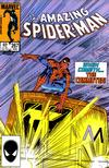 Cover for The Amazing Spider-Man (Marvel, 1963 series) #267 [Direct]