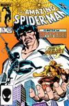 Cover for The Amazing Spider-Man (Marvel, 1963 series) #273 [Direct]