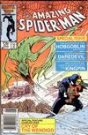 Cover for The Amazing Spider-Man (Marvel, 1963 series) #277 [Newsstand]
