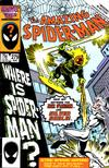 Cover for The Amazing Spider-Man (Marvel, 1963 series) #279 [Direct]