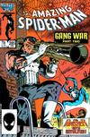Cover for The Amazing Spider-Man (Marvel, 1963 series) #285 [Direct]