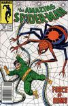Cover Thumbnail for The Amazing Spider-Man (1963 series) #296 [Newsstand Edition]