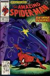 Cover for The Amazing Spider-Man (Marvel, 1963 series) #305 [Direct]