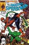 Cover for The Amazing Spider-Man (Marvel, 1963 series) #318 [Direct Edition]