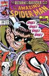 Cover for The Amazing Spider-Man (Marvel, 1963 series) #339 [Direct Edition]