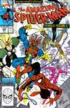 Cover for The Amazing Spider-Man (Marvel, 1963 series) #340 [Direct Edition]