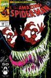 Cover for The Amazing Spider-Man (Marvel, 1963 series) #346 [Direct]