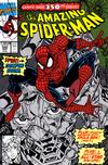 Cover for The Amazing Spider-Man (Marvel, 1963 series) #350 [Direct]