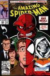 Cover for The Amazing Spider-Man (Marvel, 1963 series) #366 [Direct]