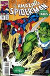 Cover for The Amazing Spider-Man (Marvel, 1963 series) #381 [Direct Edition]