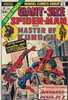 Cover for Giant-Size Spider-Man (Marvel, 1974 series) #2
