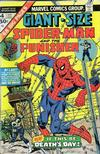 Cover for Giant-Size Spider-Man (Marvel, 1974 series) #4